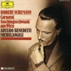 Schumann: Carnaval Op.9; Faschingsschwank aus Wien
