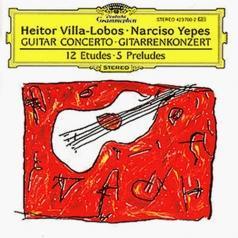 Villa-Lobos: Concerto For Guitar