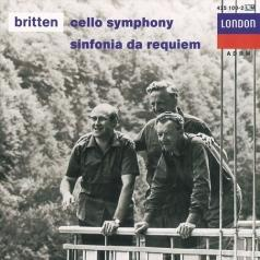 Britten: Cello Symphony, Symph.Da Requiem