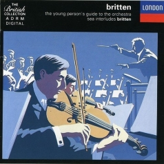 Britten:The Young Person's Guide to the Orchestra;
