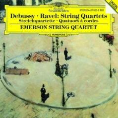 Debussy/ Ravel: String Quartets