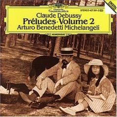 Debussy: Pr?ludes (Book 2)