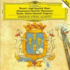 Mozart/ Haydn: String Quartets