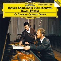 Franck/ Saint Saens: Violin Sonatas; Ravel: Tzigane