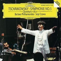 """Tchaikovsky: Symphony No.5; Overture """"1812"""""""