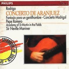 Rodrigo: Concierto De Aranjuez; Fantas?a Para Un G