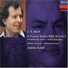 Bach, J.S.: French Suites Nos. 1-6/Italian Concert