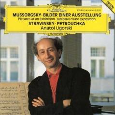 """Mussorgsky: Pictures At An Exhibition/ Stravinsky: Three Movements From """"Petrushka"""""""