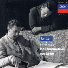 Britten: Serenade for tenor, horn and strings; Les