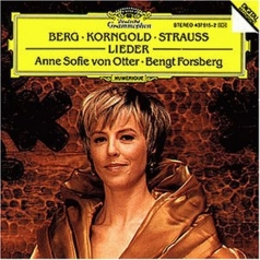 Berg/ Korngold/ Strauss, R.: Lieder