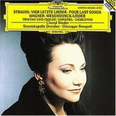 R. Strauss: Vier letzte Lieder / Wagner: Wesendonc