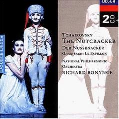 Tchaikovsky: The Nutcracker/Offenbach: Le Papillon
