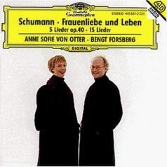 Schumann: Frauenliebe und -Leben Op.42