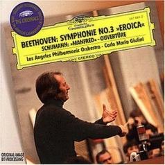 "Beethoven: Symphony No.3 ""Eroica"" / Schumann: Manf"