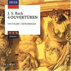 J.S. Bach: Orchestral Suites Nos.1 - 4