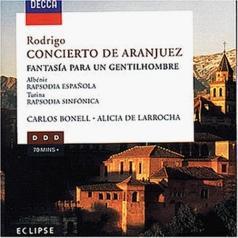 Albeniz/Rodrigo/Turina: Rapsodia Espanola/Conciert
