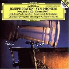 "Haydn: Symphony No.102 H.1 & No.103 H.1 ""Drum Roll"