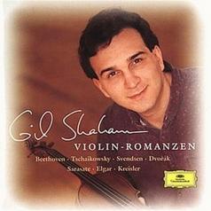 Romances For Violin And Orchestra