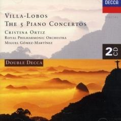 Villa-Lobos: The Five Piano Concertos