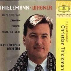 Wagner: Preludes And Orchestral Music