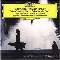 Saint-Saens: Cello Concerto No.1; Cello Sonata No.