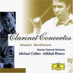 Mozart / Beethoven: Clarinet Concertos