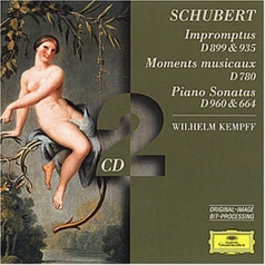 Schubert: Impromptus D 899 & 935 / Moments musicau