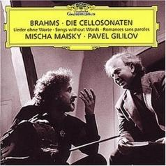 Brahms: Cello Sonata No.1 in E Minor Op.38