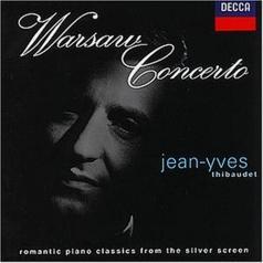 Warsaw Concerto - romantic piano classics from the