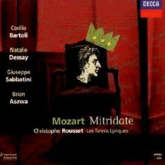 Mozart: Mitridate, Re di Ponte
