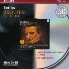 Berlioz: Requiem,Te Deum