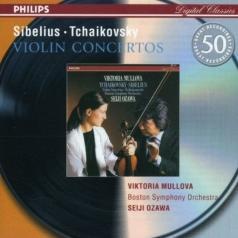 Tchaikovsky, Sibelius: Violin