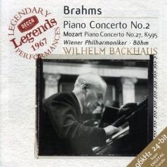 Brahms: Piano Concerto No.2/ Mozart: Piano Concerto No.27