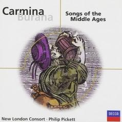 Anonymous: Carmina Burana - Songs of the Middle Ag