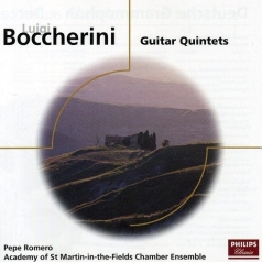 Boccherini: Quintets for Guitar & Strings