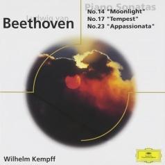 """Ludwig van Beethoven: Piano Sonatas Nos.14 """"Moonli"""