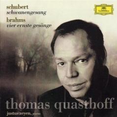 Schubert: Schwanengesang D957 / Brahms: Vier ernst