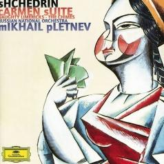 Shchedrin: Carmen Suite; Naughty Limericks