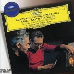 Brahms: Piano Conc. 2; Grieg: Piano Conc