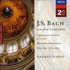 Bach: Solo Keyboard Works