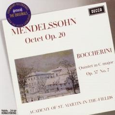 Mendelssohn: Octet etc