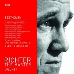 Richter-The Master Vol.1 (Beethoven)