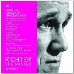 Scriabin/ Prokofiev/ Shostakovich