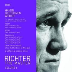 Haydn/ Weber/ Beethoven: Sonatas