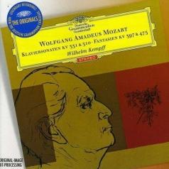 Mozart: Piano Sonatas 331,310, Fantasias