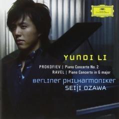 Prokofiev: Piano Concerto No.2; Ravel: Piano Concerto In G Major