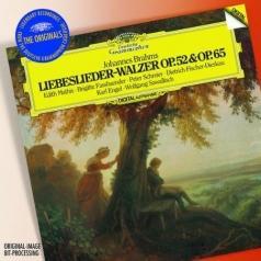 Brahms: Liebeslieder-Walzer Opp.52 & 65; 3 Quartet