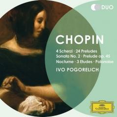 Chopin: 4 Scherzi; 24 Preludes; Sonata No.2…