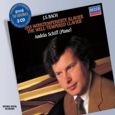 Bach: Well-Tempered Klavier