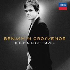Plays Chopin, Liszt & Ravel